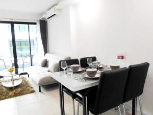 Siam Oriental Tropical Garden Apartments, Apartmány  Phatthajá - big - 9