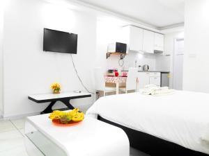Siam Oriental Tropical Garden Apartments, Apartmány  Phatthajá - big - 25