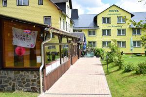 Marschalls Hotel Am Rennsteig