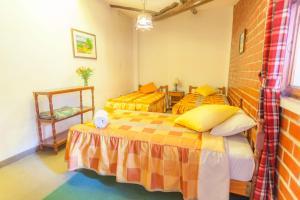 Alojamiento Soledad, Bed & Breakfast  Huaraz - big - 44