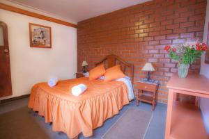 Alojamiento Soledad, Bed & Breakfast  Huaraz - big - 45