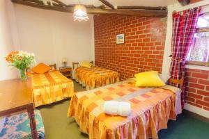 Alojamiento Soledad, Bed & Breakfast  Huaraz - big - 48