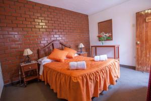 Alojamiento Soledad, Bed & Breakfast  Huaraz - big - 49