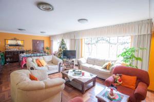 Alojamiento Soledad, Bed & Breakfast  Huaraz - big - 50