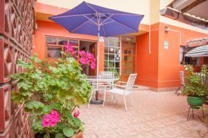 Alojamiento Soledad, Bed & Breakfast  Huaraz - big - 54