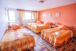 Alojamiento Soledad, Bed & Breakfast  Huaraz - big - 60