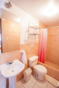 Alojamiento Soledad, Bed & Breakfast  Huaraz - big - 62