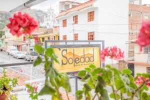 Alojamiento Soledad, Bed & Breakfast  Huaraz - big - 64