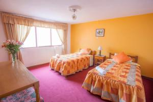 Alojamiento Soledad, Bed & Breakfast  Huaraz - big - 65