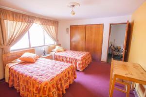 Alojamiento Soledad, Bed & Breakfast  Huaraz - big - 67