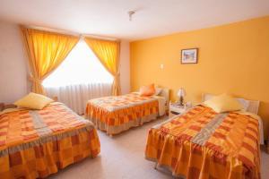Alojamiento Soledad, Bed & Breakfast  Huaraz - big - 74