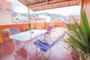Alojamiento Soledad, Bed & Breakfast  Huaraz - big - 76