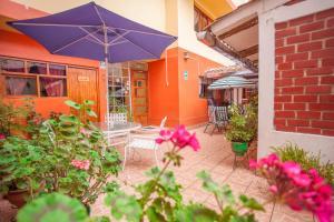 Alojamiento Soledad, Bed & Breakfast  Huaraz - big - 78