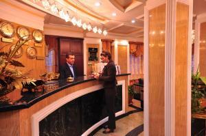 Hotel Arca lui Noe, Hotel  Sinaia - big - 87