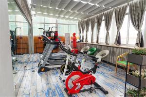 IBIS Styles Nantong Development Zone Shimao Plaza, Hotely  Nantong - big - 24
