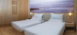 IBIS Styles Nantong Development Zone Shimao Plaza, Hotely  Nantong - big - 23
