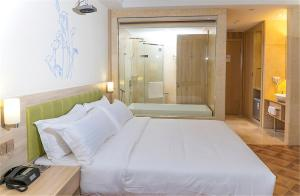 IBIS Styles Nantong Development Zone Shimao Plaza, Hotely  Nantong - big - 4