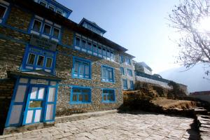Himalayan Lodge, Chaty  Nāmche Bāzār - big - 1