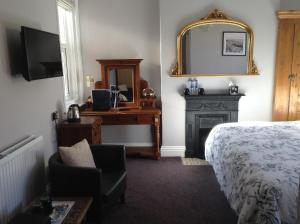 Double or Twin Room Streonshalh Bed & Breakfast