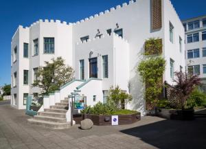 Castle House Luxury Apartments - Reykjavík