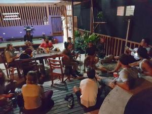 Slow Monkey Hostel, Affittacamere  Playa Santa Teresa - big - 26