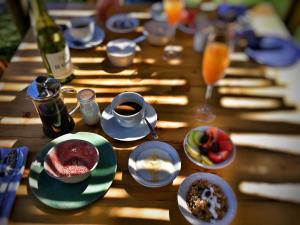 De Kombuys, Bed & Breakfasts  Oudtshoorn - big - 57