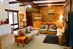 Accommodation in Wandiligong