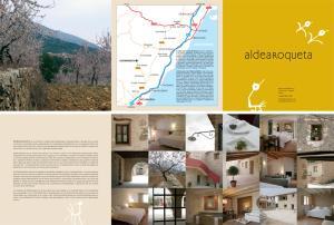 Aldea Roqueta Hotel Rural, Case di campagna  Els Ibarsos - big - 19