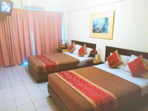Virgo Batik Resort, Курортные отели  Лумут - big - 48