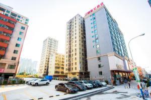 Hostels und Jugendherbergen - Wanfu Century Hotel