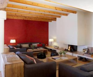 Aldea Roqueta Hotel Rural, Case di campagna  Els Ibarsos - big - 26
