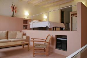 Aldea Roqueta Hotel Rural, Case di campagna  Els Ibarsos - big - 30