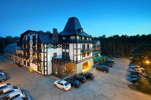 Hotel Royal Baltic 4* Luxury Boutique, Hotely  Ustka - big - 1