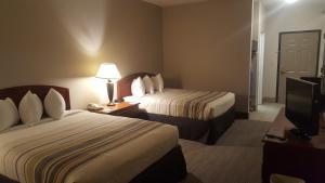 Country Inn & Suites by Radisson, Bryant (Little Rock), AR, Szállodák  Bryant - big - 57