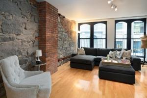 obrázek - One-Bedroom on Rue des Récollets Apt 303