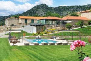 Quinta da Terrincha, Vidiecke domy  Torre de Moncorvo - big - 1