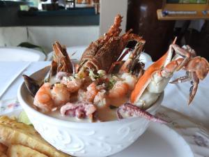 Lo Nuestro Resort, Hotely  El Sunzal - big - 15