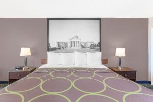 Super 8 by Wyndham Oklahoma City, Hotel  Oklahoma City - big - 17