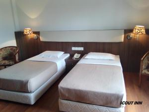 Auberges de jeunesse - Scout Inn Resort
