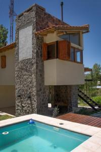 Las Espuelas Casas de Montaña, Chaty v prírode  Potrerillos - big - 66
