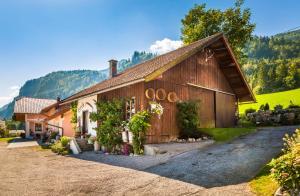 Bio Archehof Eislbauer, Vidéki vendégházak  Sankt Gilgen - big - 39