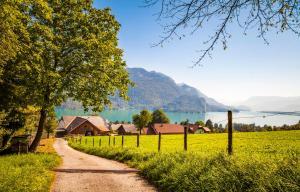 Bio Archehof Eislbauer, Vidéki vendégházak  Sankt Gilgen - big - 34