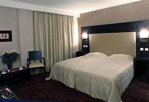 Alassia Hotel, Отели  Афины - big - 12