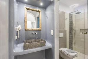 Korali Palace Hotel, Aparthotels  Naxos Chora - big - 49