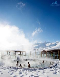 Hotel Puerta del Sol - Valle Nevado