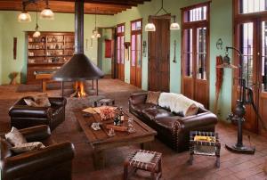 La Negrita Casa Hotel, Дома для отпуска  Аскуэнага - big - 26