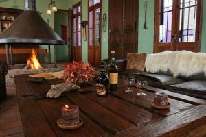 La Negrita Casa Hotel, Дома для отпуска  Аскуэнага - big - 27