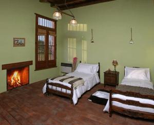 La Negrita Casa Hotel, Дома для отпуска  Аскуэнага - big - 28