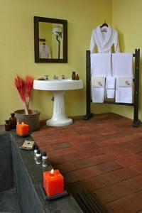 La Negrita Casa Hotel, Дома для отпуска  Аскуэнага - big - 22