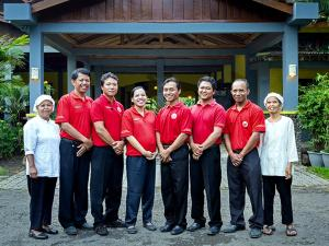 Margo Utomo Hill View Resort, Комплексы для отдыха с коттеджами/бунгало  Kalibaru - big - 40